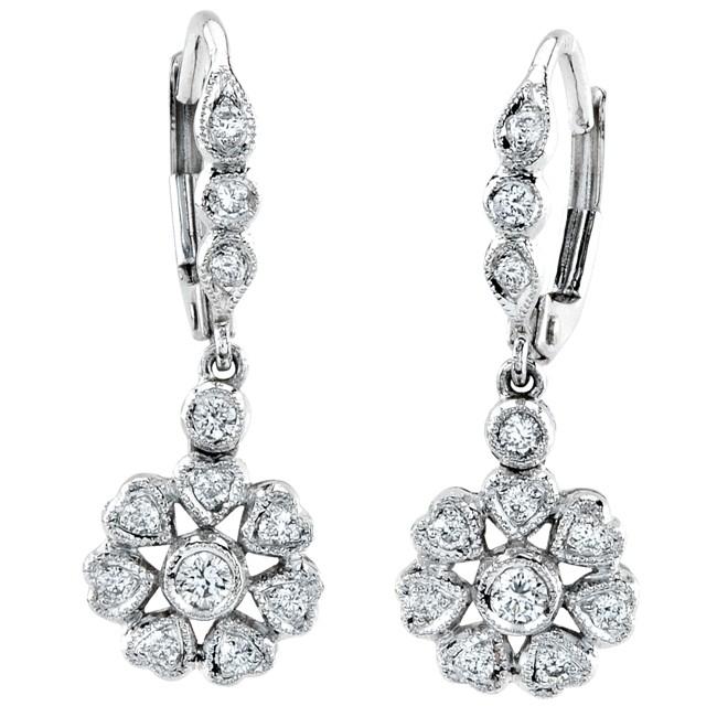 Dangle Diamond, Earring
