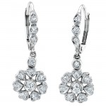 Dangle Diamond, Earring
