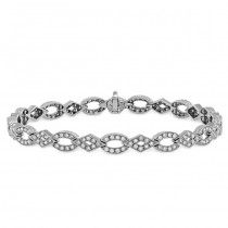 Diamond, Art Deco Bracelet
